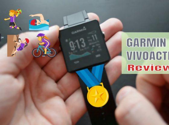 garmin vivoactive