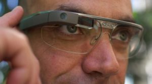 Google glasses - failed project by Google