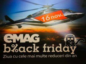 Black Friday Romania 2018 - a fost pe data de 16 noiembrie