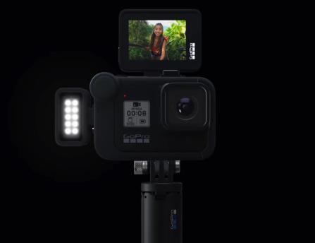 Extensii GoPro Hero 8 Black