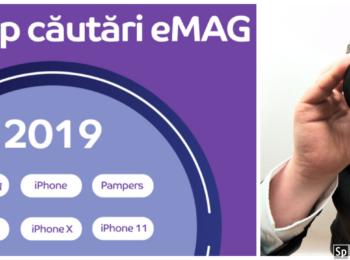 top cautari emag 2019