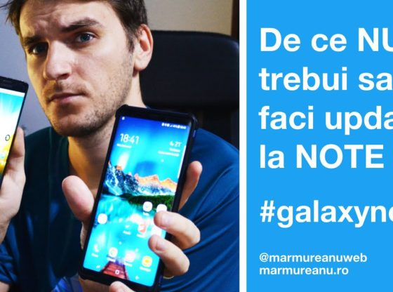 probleme la android note 4