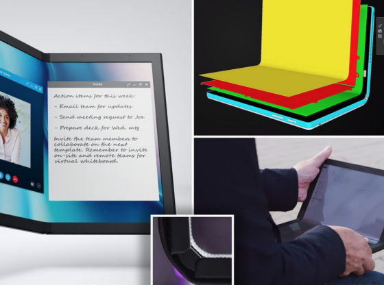 laptopuri pliabile ces 2020