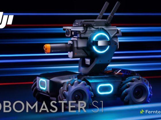 DJI ROBOMASTER S1 - jucarie tanc de la dji