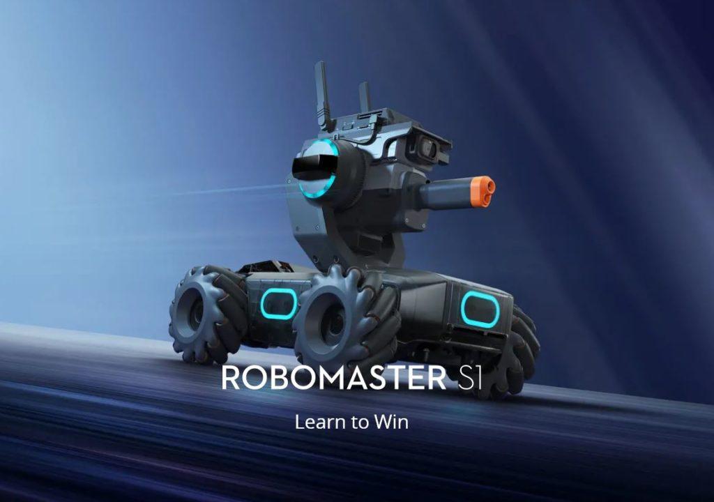 DJI Robomaster S1 - jucarie tanc DJI