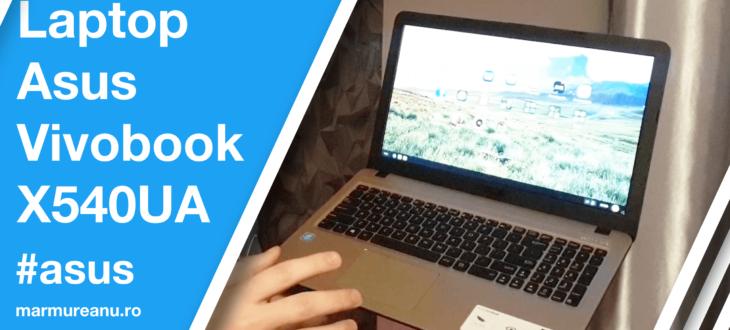 laptop asus vivobook X540UA